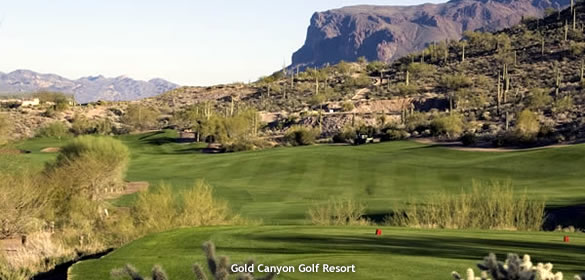 Gold Canyon Golf Club
